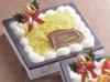 クリスマスボックスケーキ(栗)