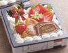 クリスマスボックスケーキ(いちご)