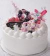 平川風月堂のクリスマスケーキ